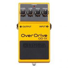 Boss_OD1X_pedal_analogo_musycorp